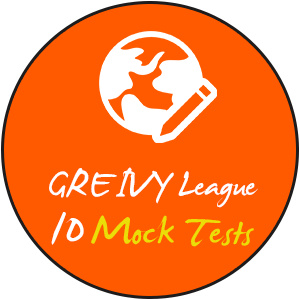 Mock of 10 gre-ivy-league