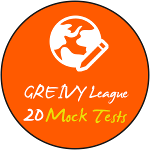 Mock of 20 gre-ivy-league